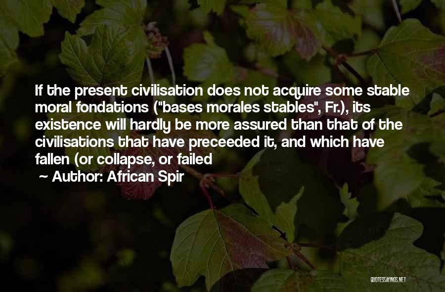 African Spir Quotes 715626