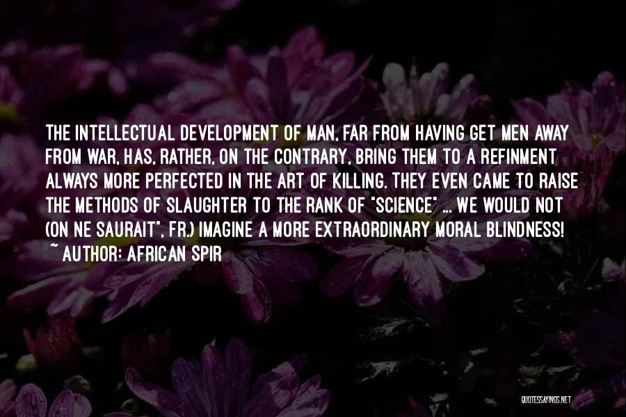 African Spir Quotes 760972