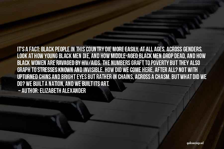 After Ages Quotes By Elizabeth Alexander