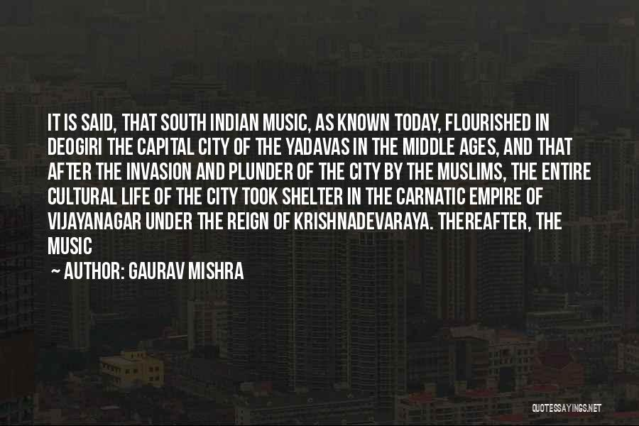 After Ages Quotes By Gaurav Mishra