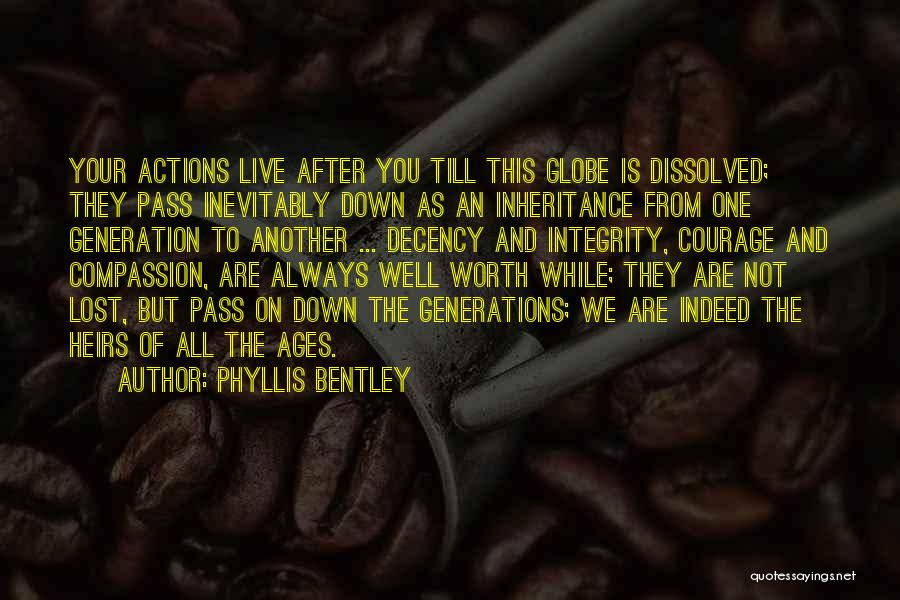 After Ages Quotes By Phyllis Bentley