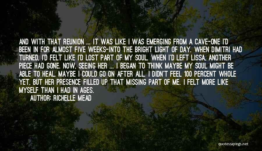 After Ages Quotes By Richelle Mead