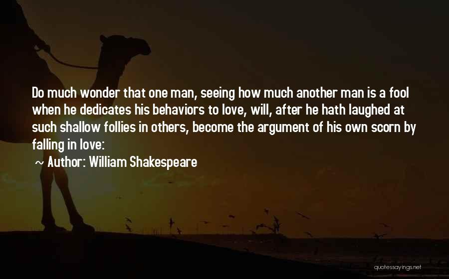 After Argument Love Quotes By William Shakespeare