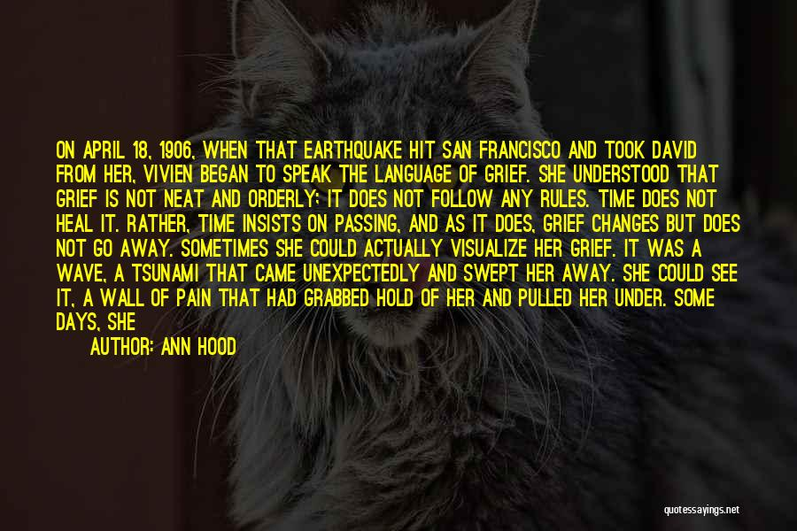 After Some Days Quotes By Ann Hood