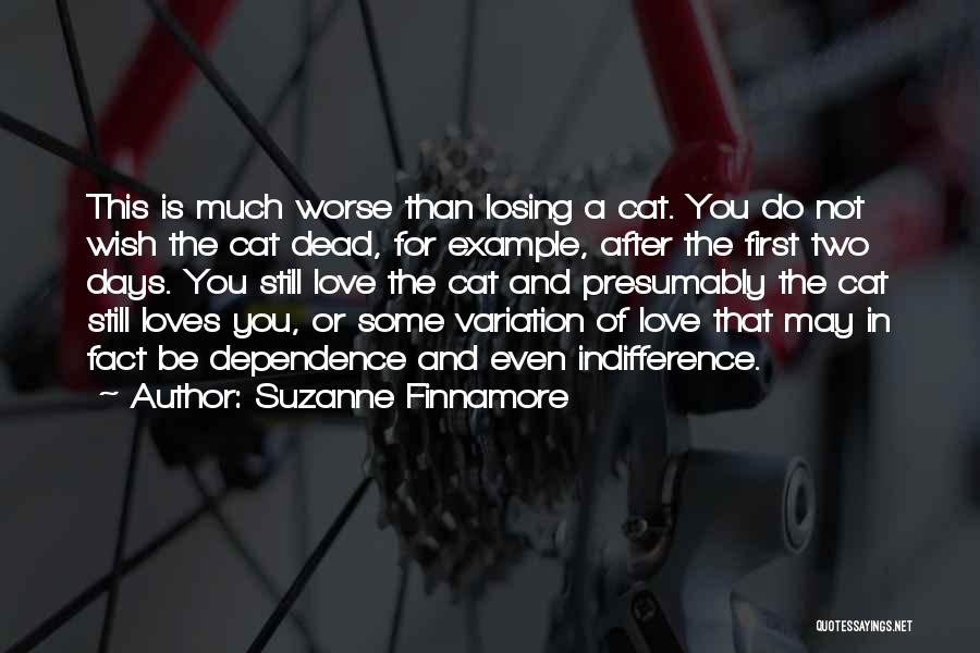 After Some Days Quotes By Suzanne Finnamore