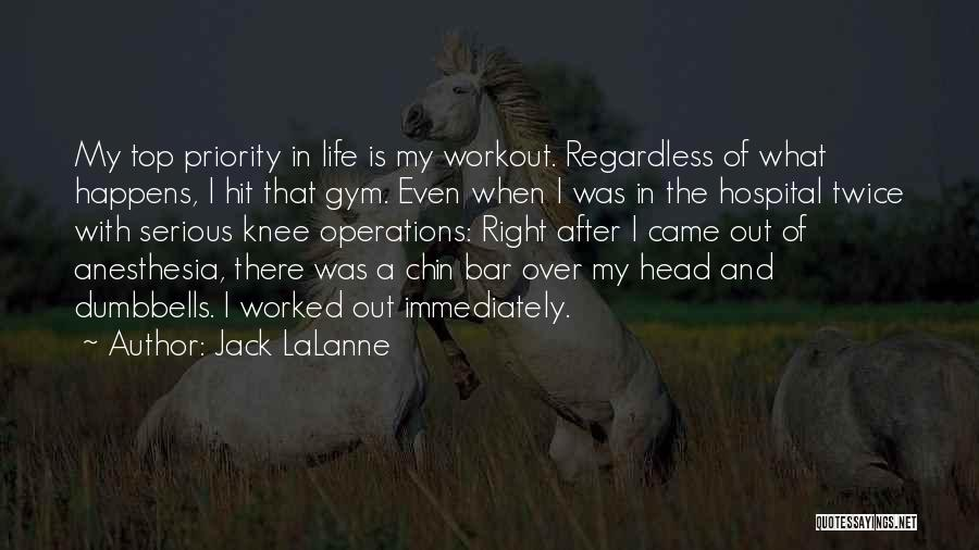 After The Gym Quotes By Jack LaLanne