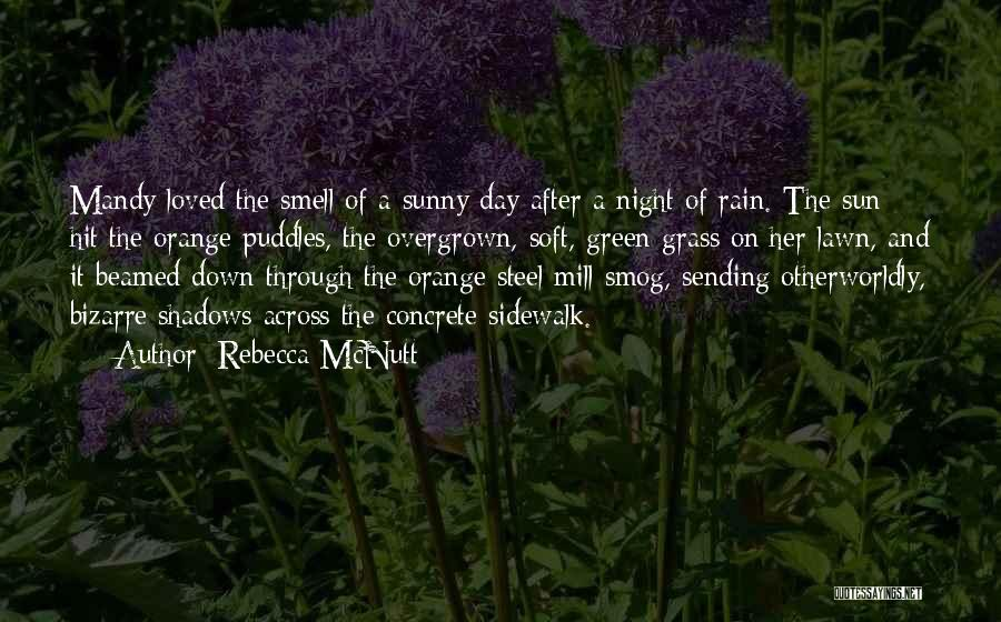 After The Rain Comes A Rainbow Quotes By Rebecca McNutt