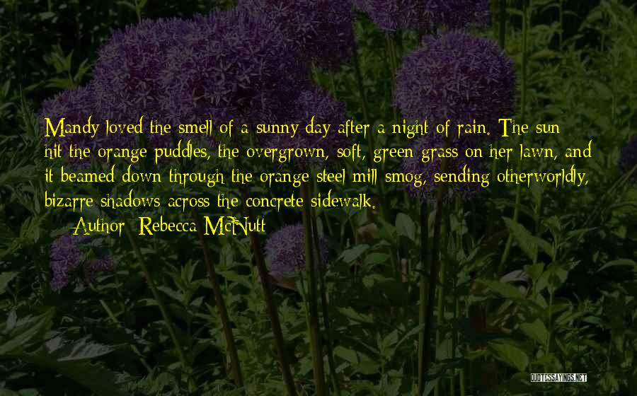 After The Storm There's A Rainbow Quotes By Rebecca McNutt