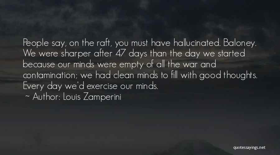 After The War Quotes By Louis Zamperini