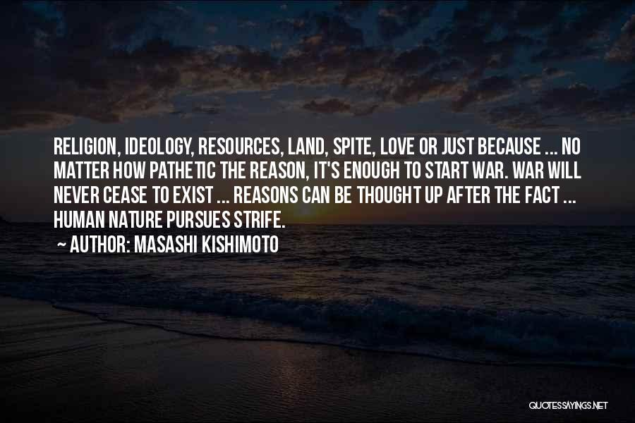 After The War Quotes By Masashi Kishimoto