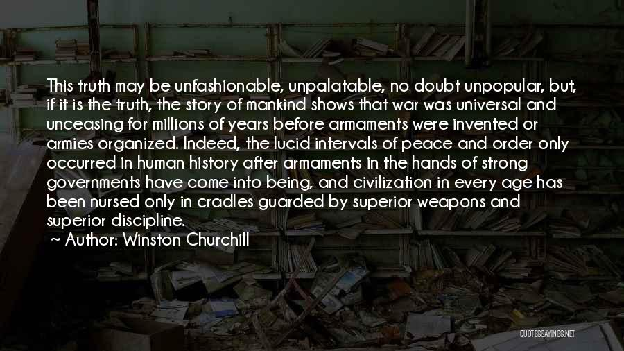 After The War Quotes By Winston Churchill