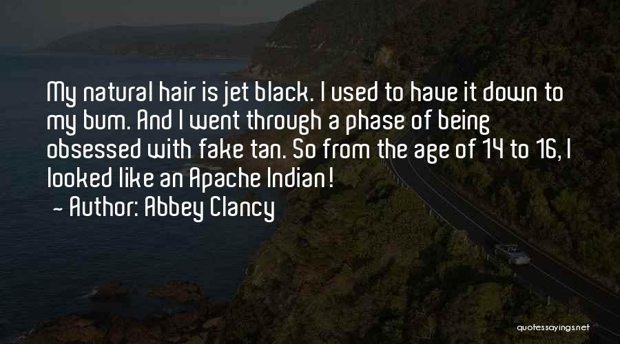 Age 16 Quotes By Abbey Clancy