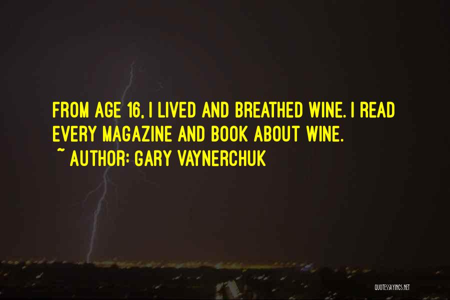Age 16 Quotes By Gary Vaynerchuk
