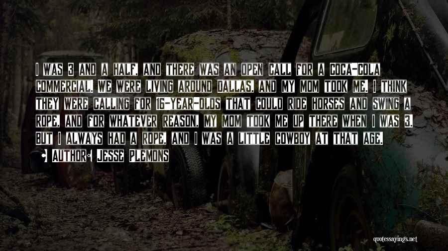 Age 16 Quotes By Jesse Plemons
