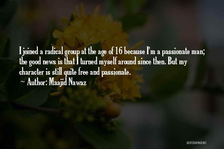 Age 16 Quotes By Maajid Nawaz