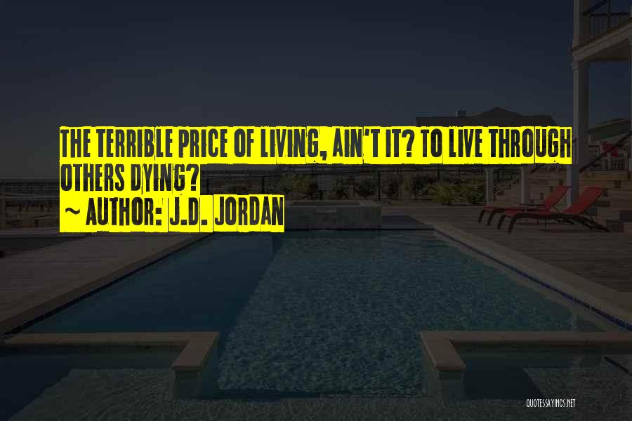 Age Ain't Nothing Quotes By J.D. Jordan