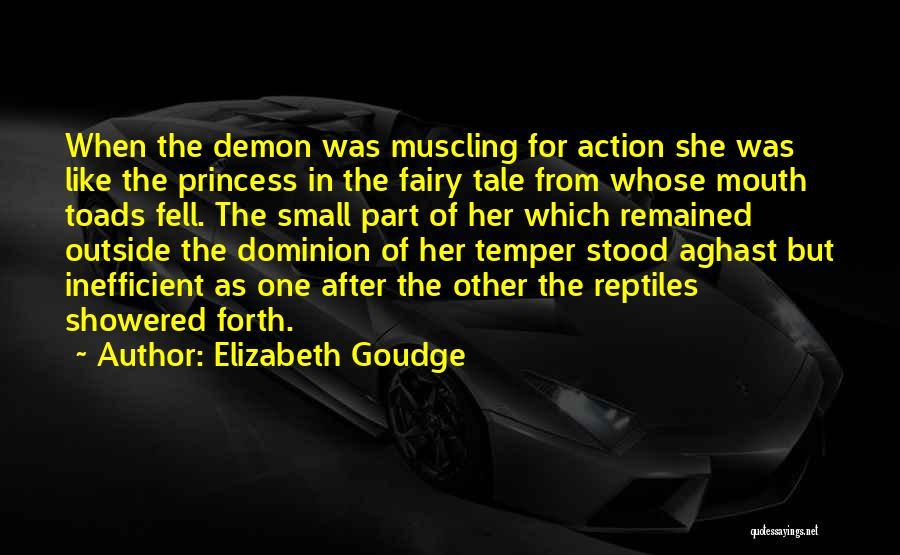 Aghast Quotes By Elizabeth Goudge