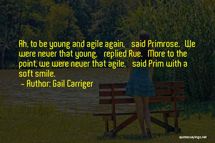 Agile Quotes By Gail Carriger