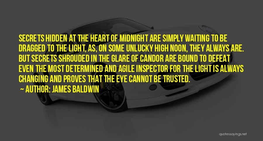 Agile Quotes By James Baldwin
