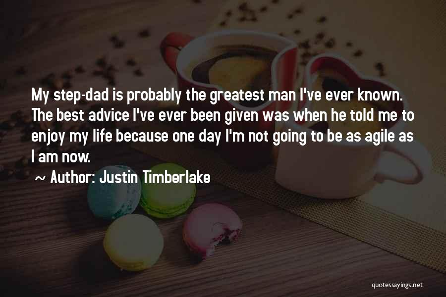 Agile Quotes By Justin Timberlake