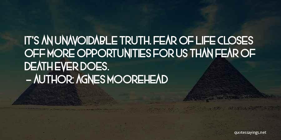 Agnes Moorehead Quotes 1642612