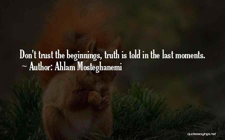 Ahlam Mosteghanemi Quotes 1186365
