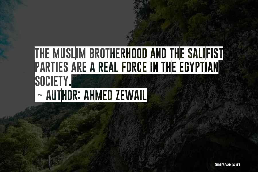 Ahmed Zewail Quotes 1025991