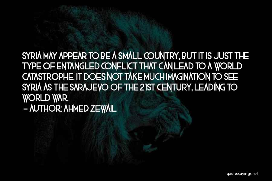 Ahmed Zewail Quotes 1110413