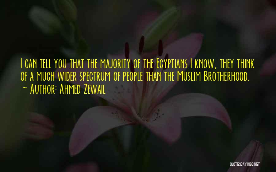 Ahmed Zewail Quotes 1344388