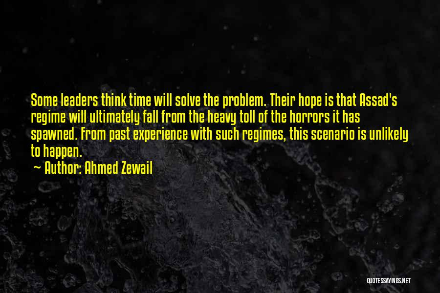 Ahmed Zewail Quotes 1410188