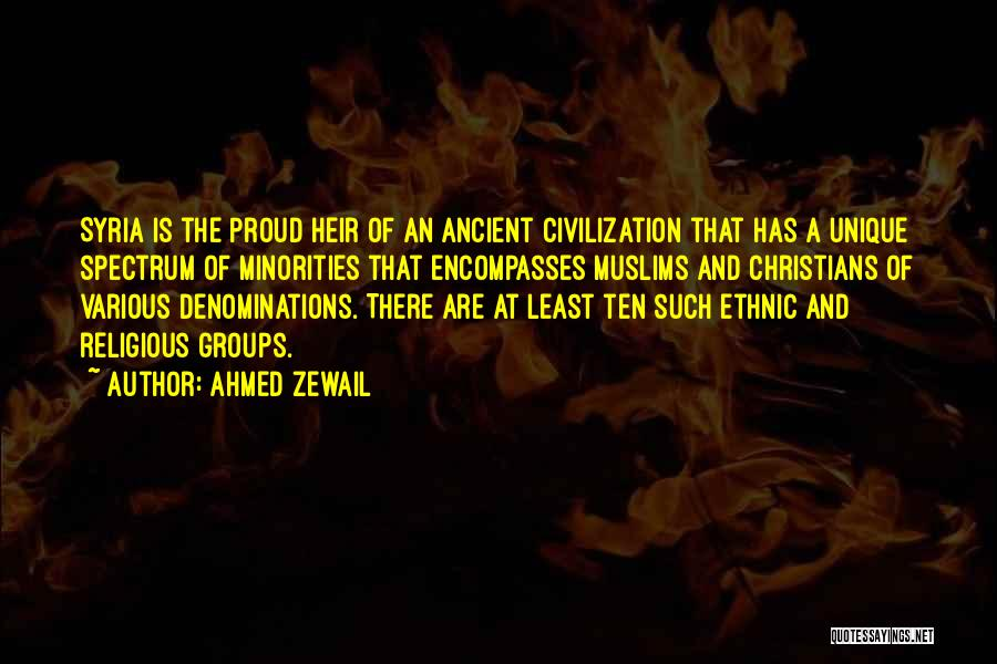 Ahmed Zewail Quotes 1563900