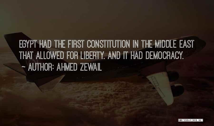 Ahmed Zewail Quotes 1581871