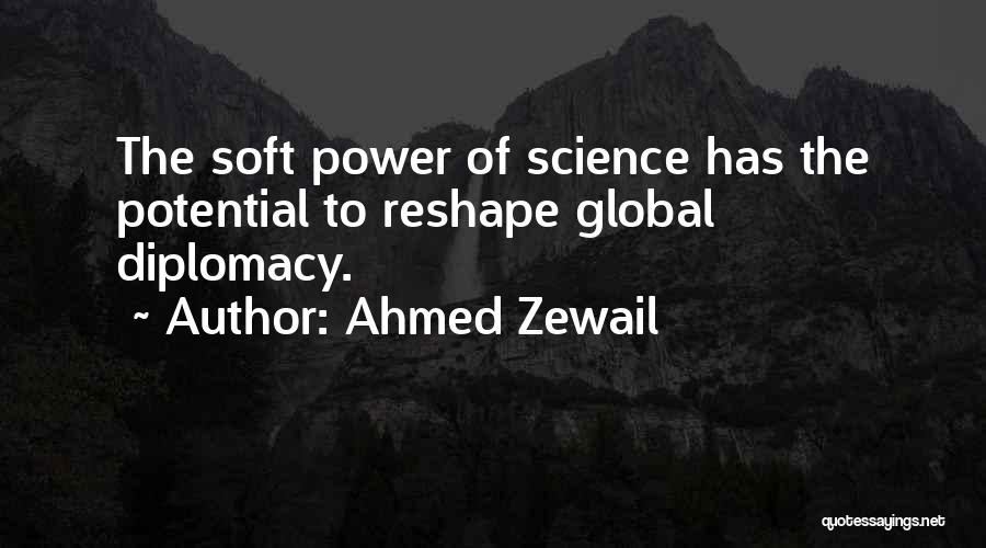 Ahmed Zewail Quotes 1831153