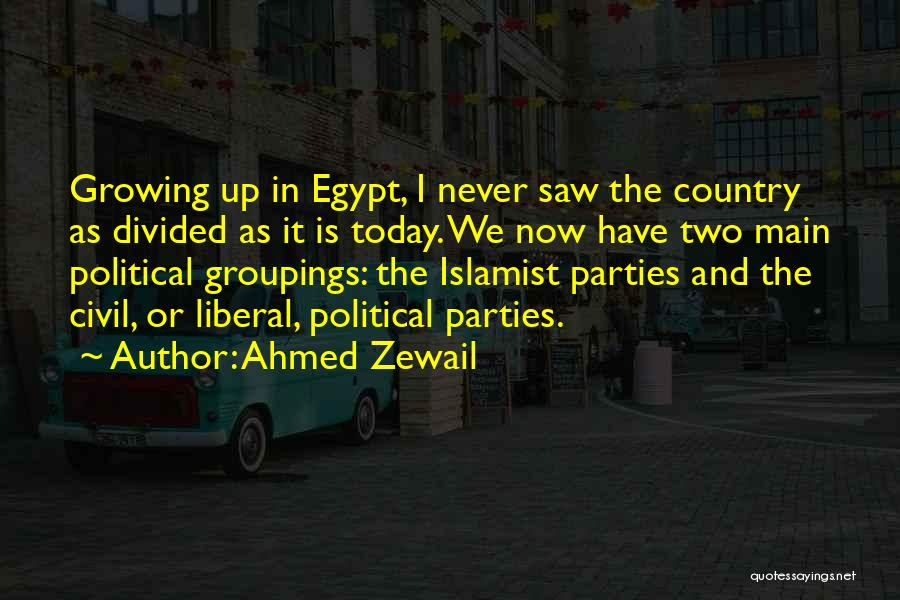 Ahmed Zewail Quotes 1843008