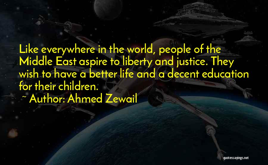 Ahmed Zewail Quotes 1925630