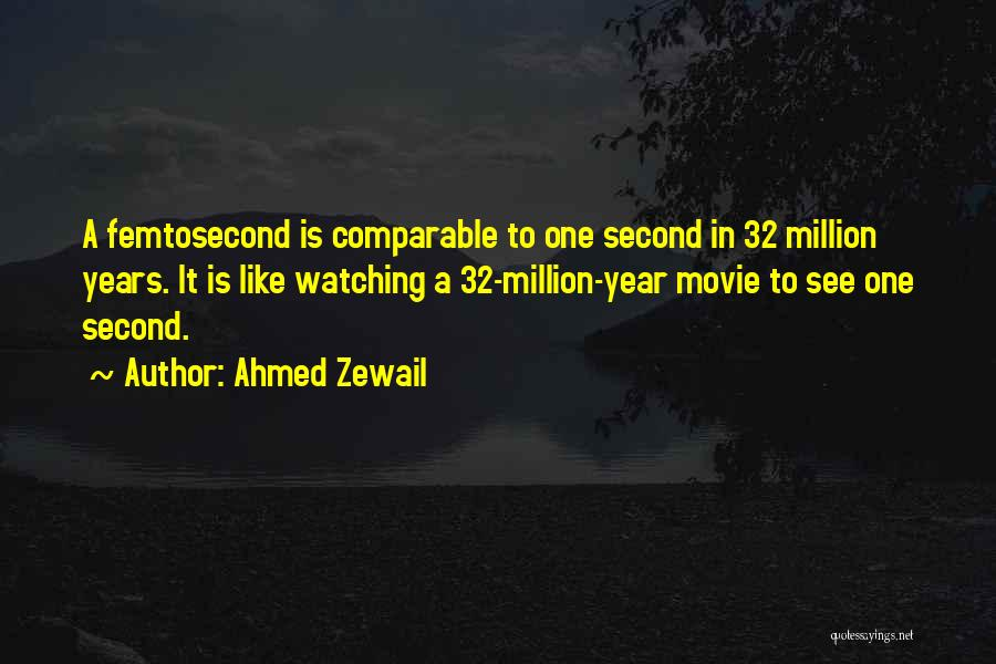 Ahmed Zewail Quotes 1929494