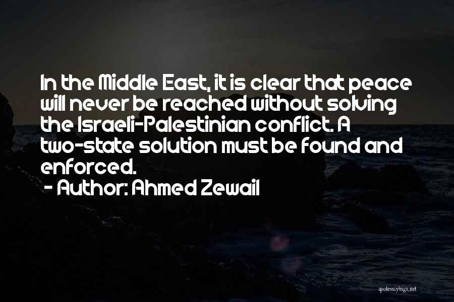 Ahmed Zewail Quotes 2025993