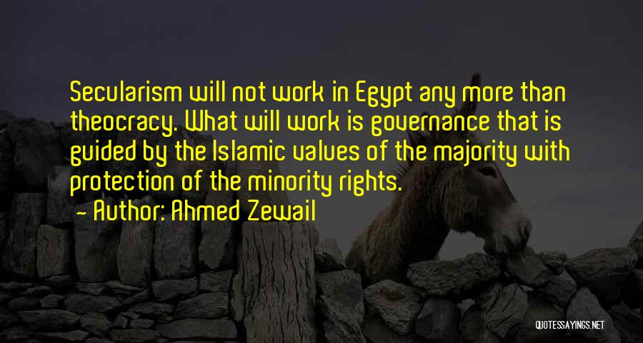 Ahmed Zewail Quotes 2079892