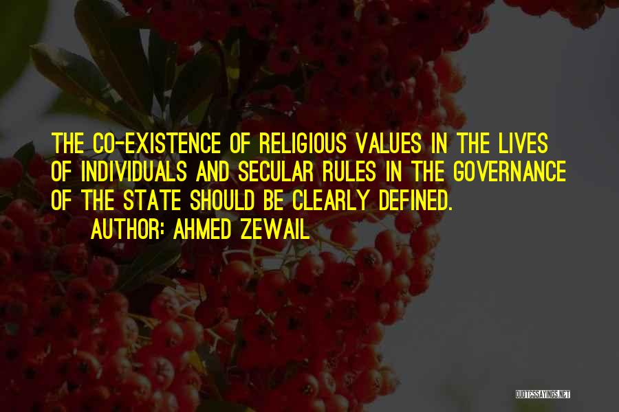 Ahmed Zewail Quotes 2266836