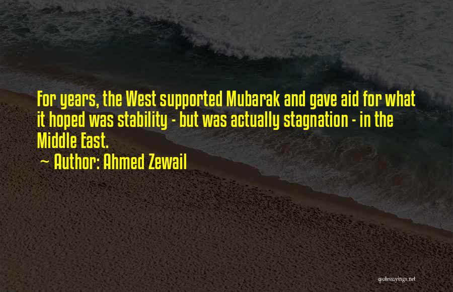 Ahmed Zewail Quotes 457960