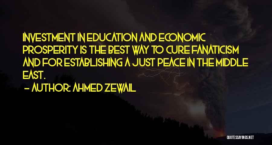 Ahmed Zewail Quotes 498956