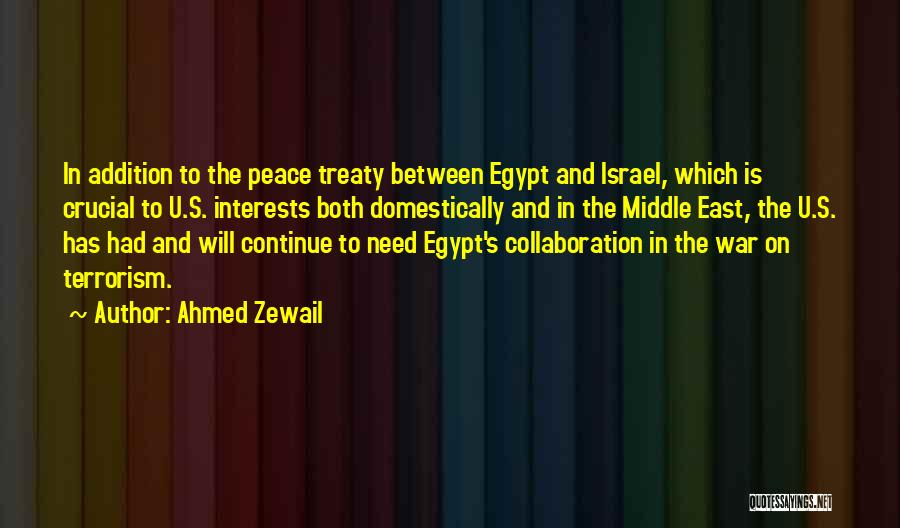 Ahmed Zewail Quotes 538906