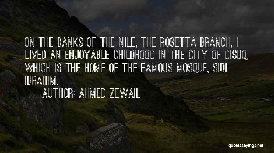 Ahmed Zewail Quotes 603781