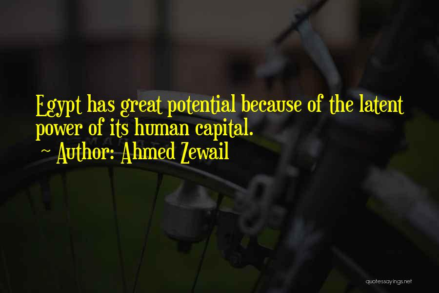 Ahmed Zewail Quotes 619314