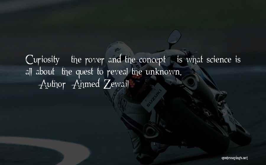 Ahmed Zewail Quotes 762977