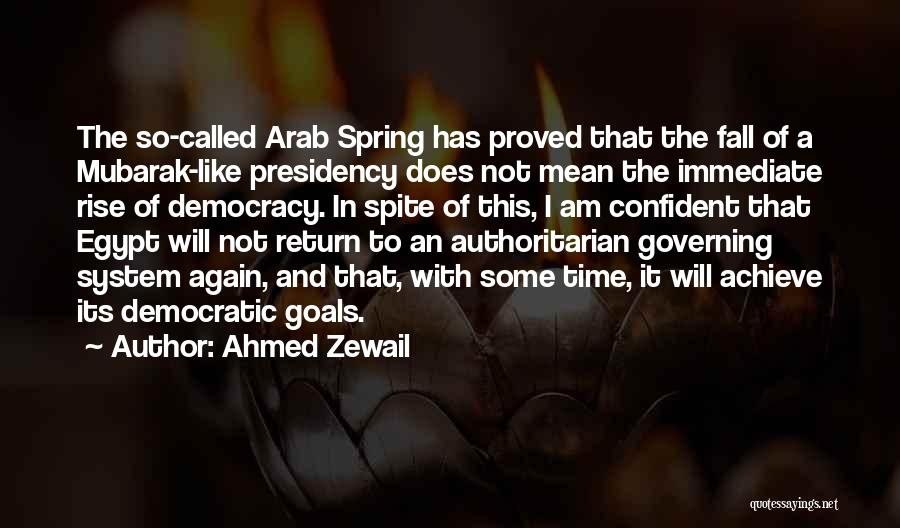 Ahmed Zewail Quotes 865099