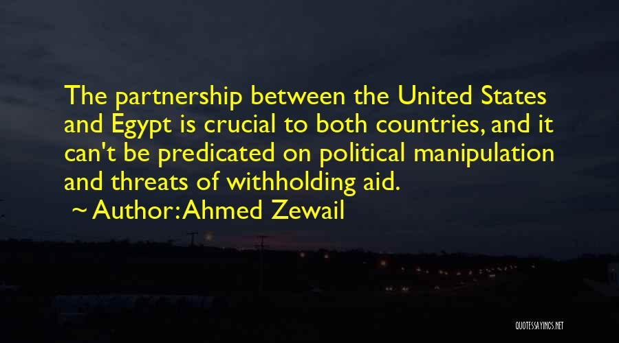 Ahmed Zewail Quotes 931950