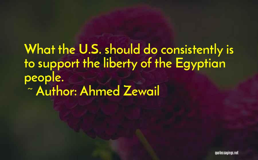 Ahmed Zewail Quotes 961086