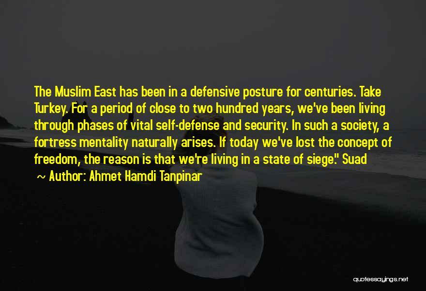 Ahmet Hamdi Tanpinar Quotes 1598773