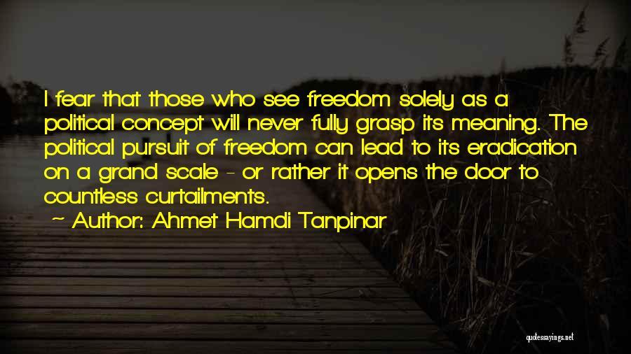 Ahmet Hamdi Tanpinar Quotes 2183905
